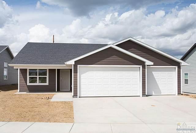 1441 Rancho Vista, Billings, MT 59105 (MLS #318165) :: MK Realty