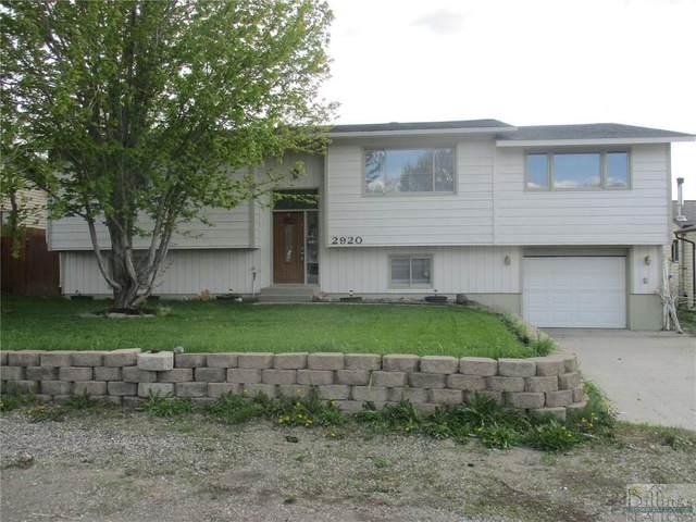 2920 Alaskan Avenue, Billings, MT 59101 (MLS #318167) :: MK Realty