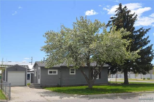621 N 17th Street, Billings, MT 59101 (MLS #318207) :: MK Realty