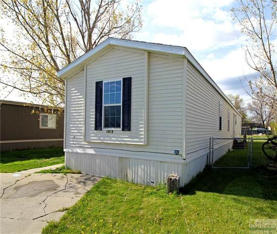 1012 Sunhaven Drive, Laurel, MT 59044 (MLS #318210) :: MK Realty