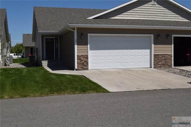 1525 Bench Blvd, Billings, MT 59105 (MLS #318243) :: MK Realty