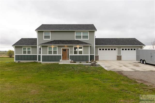 3155 Butte View Lane, Billings, MT 59105 (MLS #318267) :: MK Realty