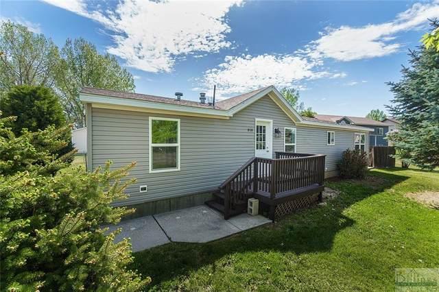 919 Copper Valley Circle, Billings, MT 59101 (MLS #318276) :: MK Realty