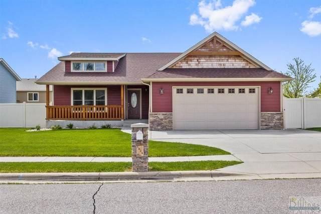 5424 Spring Stone Ave, Billings, MT 59106 (MLS #318302) :: MK Realty