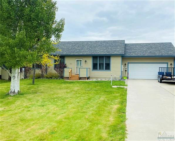 5023 Middle Valley Drive, Billings, MT 59105 (MLS #318306) :: Search Billings Real Estate Group
