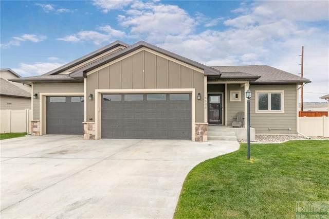 5505 Clear Sky Drive, Billings, MT 59106 (MLS #318308) :: MK Realty