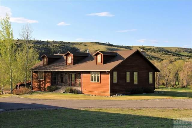 135 Lower Deer Creek Road, Big Timber, MT 59011 (MLS #318323) :: Search Billings Real Estate Group