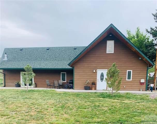 1338 Calamity Jane Blvd, Billings, MT 59101 (MLS #318328) :: Search Billings Real Estate Group