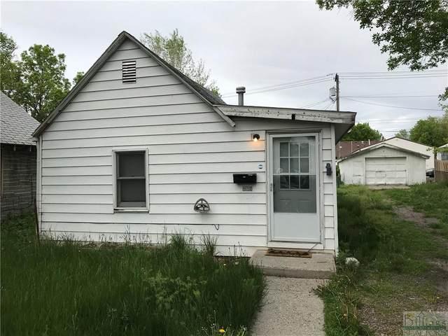 612 S 34th Street, Billings, MT 59101 (MLS #318333) :: MK Realty
