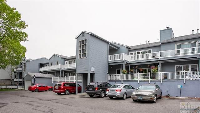1310 Yellowstone Avenue Unit #15, Billings, MT 59102 (MLS #318336) :: The Ashley Delp Team