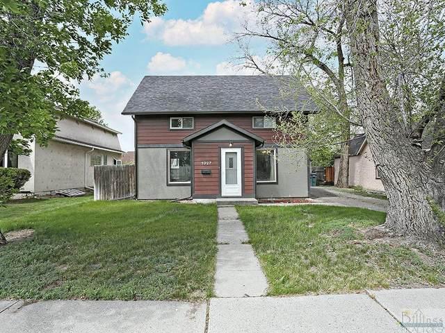 1027 Terry Avenue, Billings, MT 59102 (MLS #318350) :: MK Realty