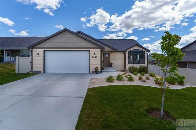 3090 W Copper Ridge Loop, Billings, MT 59106 (MLS #318367) :: MK Realty