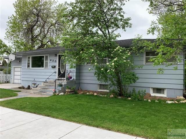 420 W 8th Street, Laurel, MT 59044 (MLS #318404) :: MK Realty