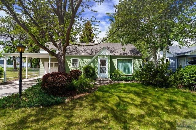 723 Avenue C, Billings, MT 59102 (MLS #318408) :: MK Realty