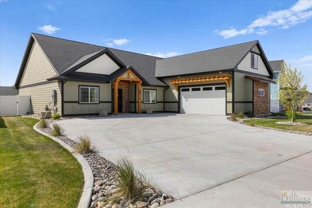 2532 Strapper Lane, Billings, MT 59105 (MLS #318421) :: MK Realty