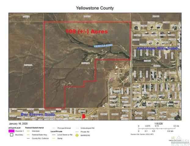 1501 Plateau Road, Billings, MT 59105 (MLS #318424) :: Search Billings Real Estate Group