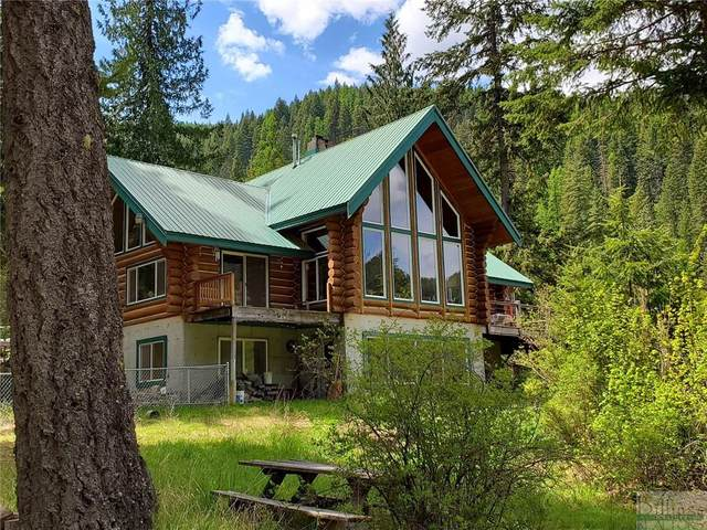 14 and 16 Larch Creek Lane, Other-See Remarks, MT 59874 (MLS #318432) :: MK Realty