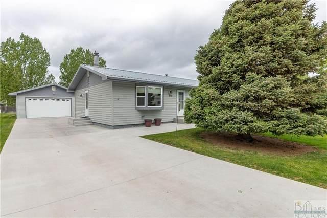 838 Saddle Lane, Billings, MT 59101 (MLS #318469) :: Search Billings Real Estate Group