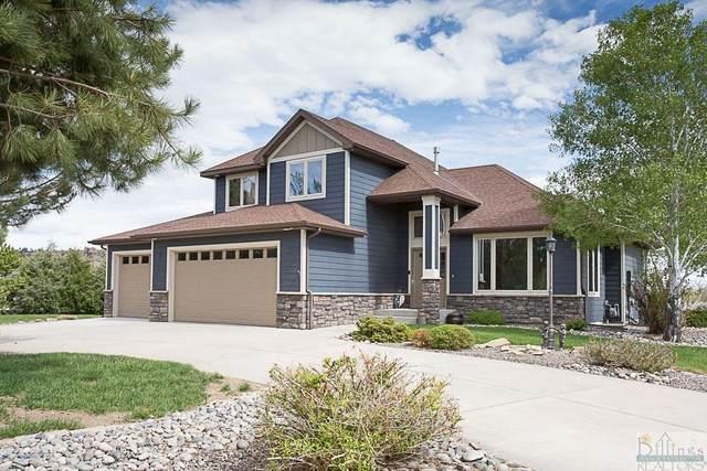 3907 Bushwood Drive, Billings, MT 59106 (MLS #318474) :: MK Realty