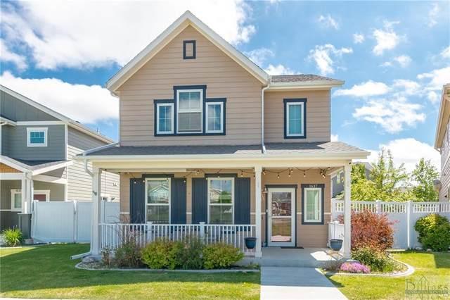 1637 Hollyhock Street, Billings, MT 59101 (MLS #318478) :: MK Realty