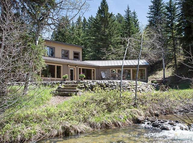 235 Upper Red Lodge Creek, Red Lodge, MT 59068 (MLS #318500) :: Search Billings Real Estate Group