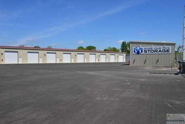 1127 S 31st Street W, Unit U-E6, Billings, MT 59102 (MLS #318509) :: Search Billings Real Estate Group