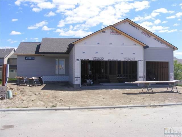 3139 Falcon Circle, Billings, MT 59106 (MLS #318523) :: Search Billings Real Estate Group