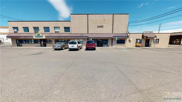 1140 1st Avenue N, Billings, MT 59101 (MLS #318524) :: Search Billings Real Estate Group