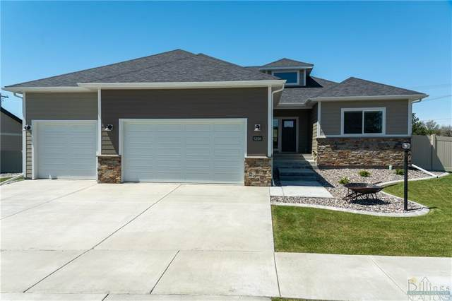 5358 Amherst Drive, Billings, MT 59106 (MLS #318542) :: Search Billings Real Estate Group
