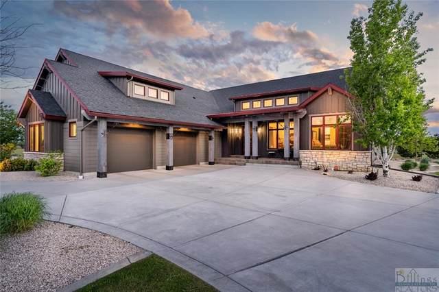 5978 Autumnwood, Billings, MT 59106 (MLS #318546) :: MK Realty