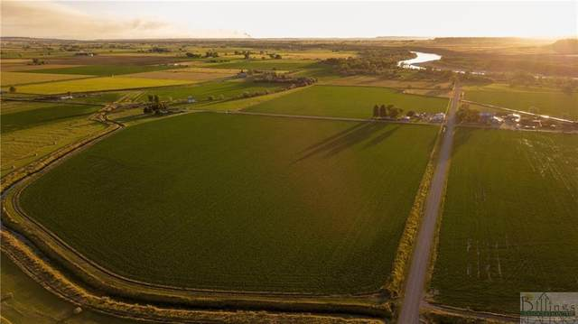 NORTH 13TH Road And West M Road, Worden, MT 59088 (MLS #318573) :: The Ashley Delp Team