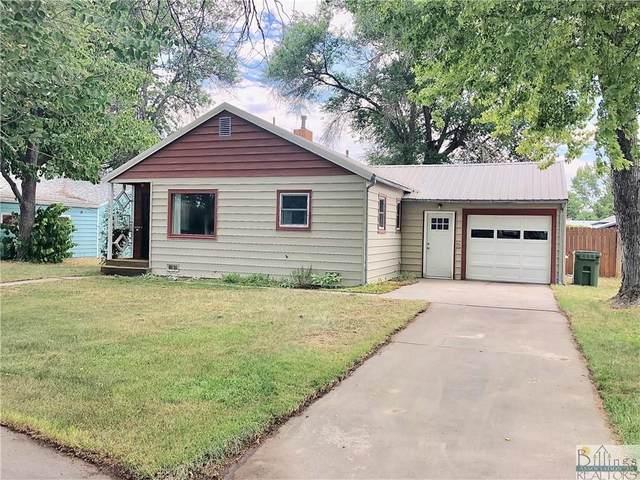 1612 Wyoming Ave., Billings, MT 59102 (MLS #318586) :: MK Realty