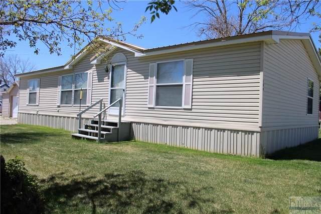 109 A Ave Ne, Harlowton, MT 59036 (MLS #318608) :: MK Realty