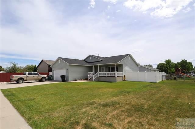 1252 Gardenia Drive, Billings, MT 59105 (MLS #319639) :: Search Billings Real Estate Group