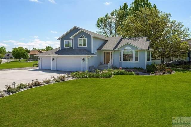 9044 Hobble Creek Dr, Billings, MT 59101 (MLS #319646) :: MK Realty