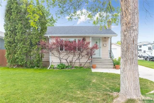2120 Wyoming Avenue, Billings, MT 59102 (MLS #319652) :: MK Realty