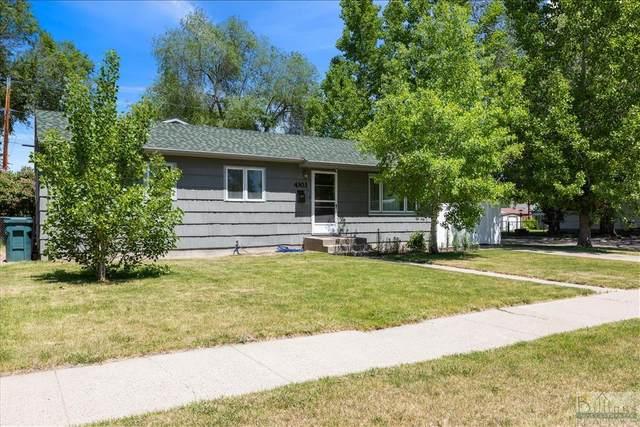 4303 Stone, Billings, MT 59101 (MLS #319654) :: Search Billings Real Estate Group