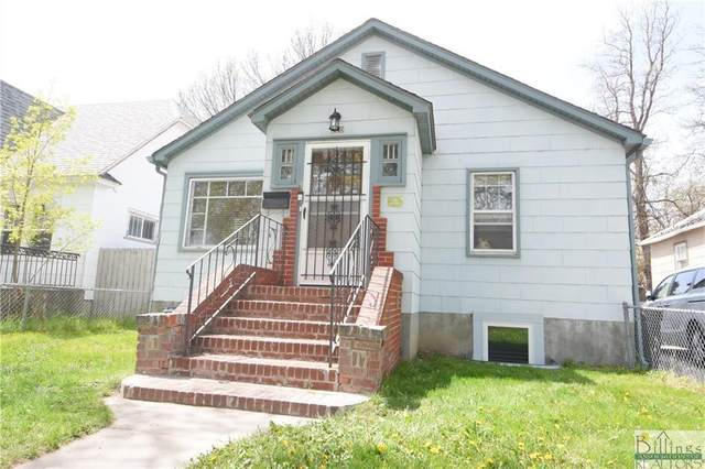 220 S 35th, Billings, MT 59101 (MLS #319666) :: Search Billings Real Estate Group