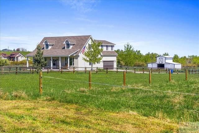 8 Buckhorn Meadows Lane, Red Lodge, MT 59068 (MLS #319671) :: MK Realty