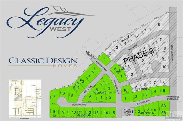 5410 Dovetail Avenue, Billings, MT 59102 (MLS #319680) :: Search Billings Real Estate Group