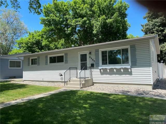 2157 Beloit Drive, Billings, MT 59102 (MLS #319687) :: MK Realty