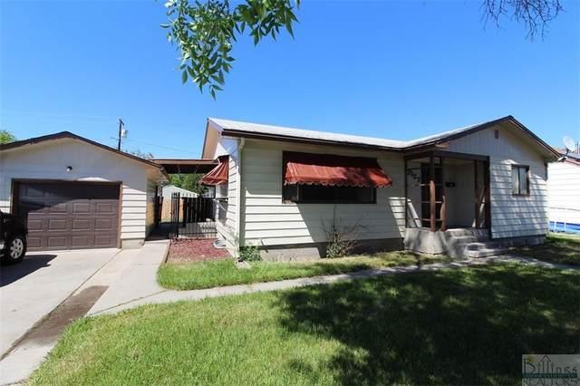 2127 Broadwater Avenue, Billings, MT 59102 (MLS #319696) :: MK Realty