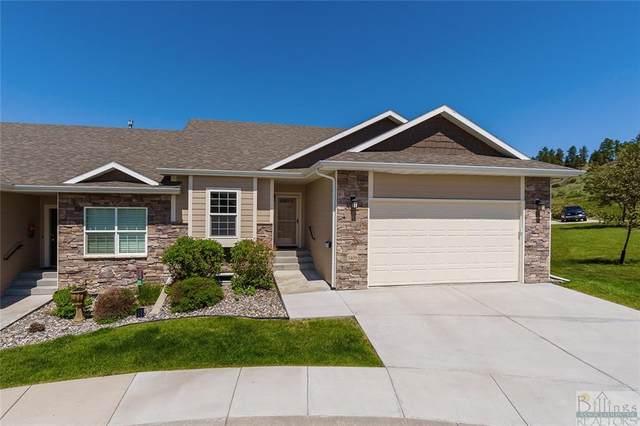 3409 Castle Pines Drive, Billings, MT 59101 (MLS #319697) :: MK Realty