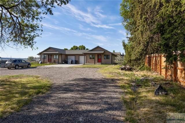 440 Jaque Lane, Billings, MT 59105 (MLS #319710) :: MK Realty