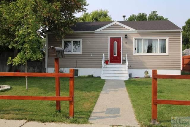 12 Adams St., Billings, MT 59101 (MLS #319715) :: Search Billings Real Estate Group