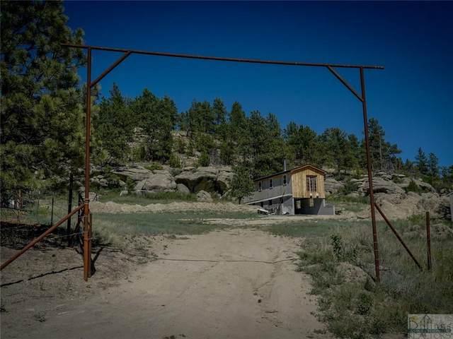 1 Log Cabin Road, Roundup, MT 59072 (MLS #319735) :: The Ashley Delp Team