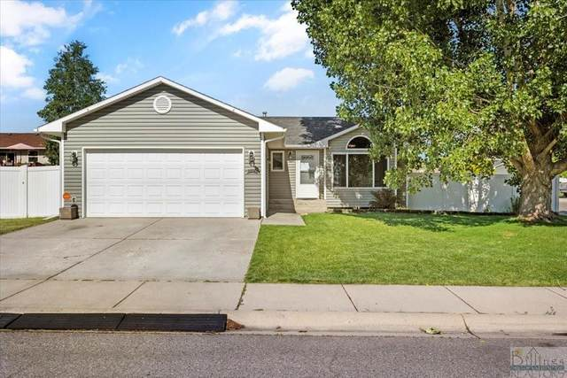 1278 Poe Street, Billings, MT 59105 (MLS #319740) :: Search Billings Real Estate Group