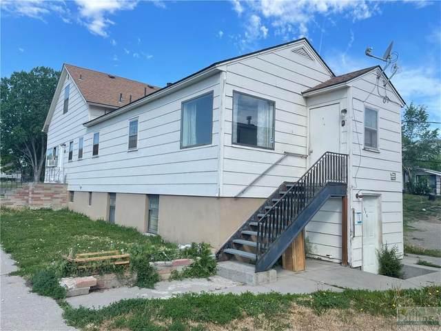 2713 & 2717 4th Avenue S, Billings, MT 59101 (MLS #319745) :: Search Billings Real Estate Group
