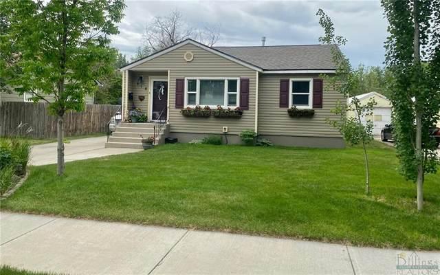 918 Terry Avenue, Billings, MT 59101 (MLS #319747) :: MK Realty