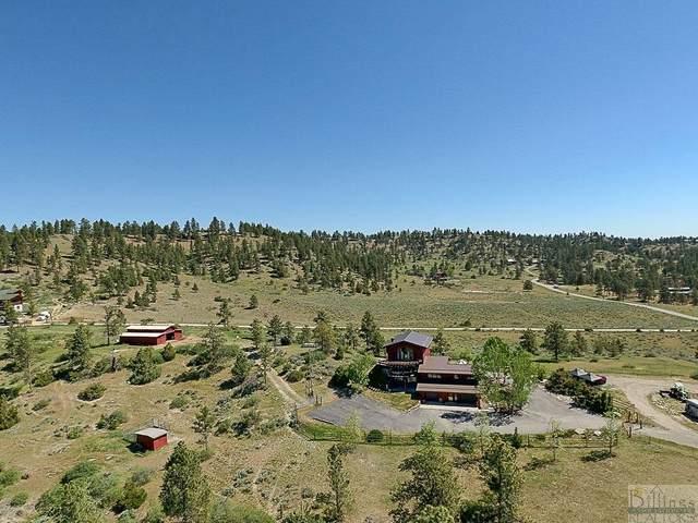 23 Ponderosa Ridge Rd, Columbus, MT 59019 (MLS #319749) :: Search Billings Real Estate Group